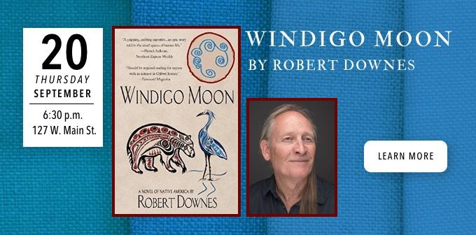 Presentation and Q & A with Michigan Author Robert Downes