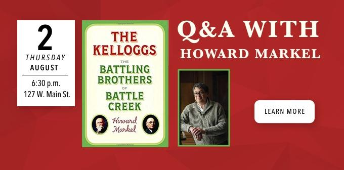Reading and Q & A with Howard Markel