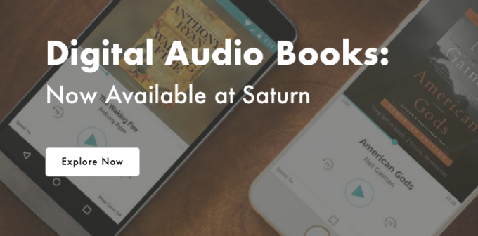 Digital Audio Books